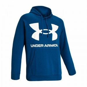 Bluza kangurka UNDER ARMOUR 1357093-581 NIEBIESKI