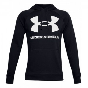 Bluza kangur UNDER ARMOUR 1357093-001 CZARNY
